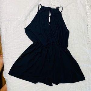 NET black romper